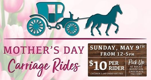Mother's Day Carriage Rides, 9 May | Event in Westlake | AllEvents.in