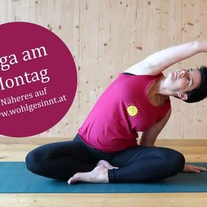 WOHLbeWEGT Yoga bei Claudia - Montag