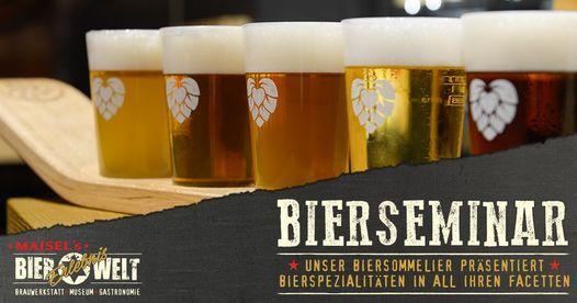 Bierseminar mit professioneller Sensorikverkostung | Event in Bayreuth | AllEvents.in