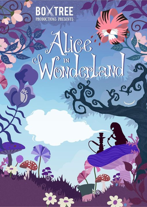 Box Tree: Alice in Wonderland, 30 July | Event in Exeter | AllEvents.in