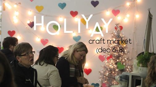 Holiyay Freewheeling Craft Market