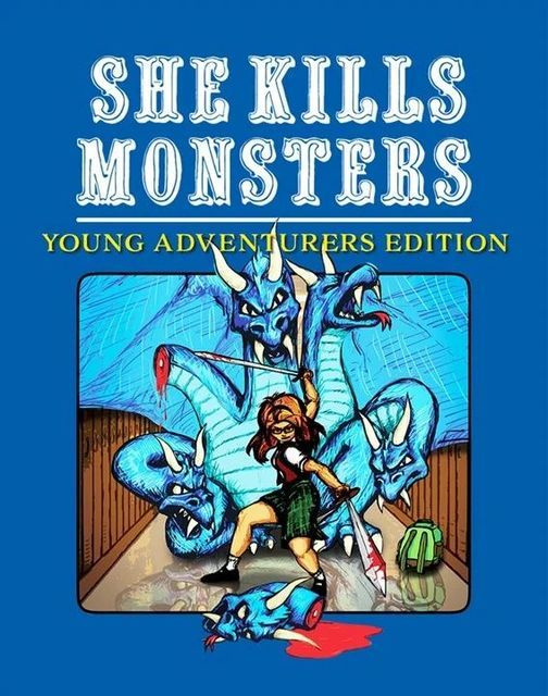 Auditions for She Kills Monsters (Young Adventurers Edition), 28 April | Event in Skippack | AllEvents.in