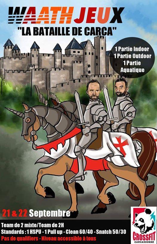 WAATH jeux La bataille de Carca