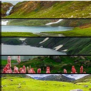 Ratti Gali to Besal Naran Trek (14 Lakes & 2 Passes)