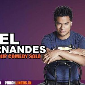 Punchliners Comedy Show ft Daniel Fernandes live in Delhi