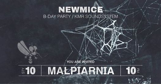 NewMice B-Day PartyKMR SS