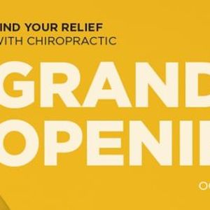 The Joint Chiropractic St. Petersburg Grand Opening
