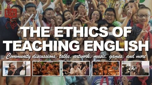 Ethics of Teaching English - Real Talk Chiang Mai, 28 April   Event in Phitsanulok   AllEvents.in