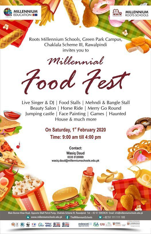 Millennial Food Fest