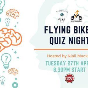 Flying Bikes Pub Quiz Night