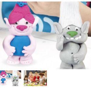 Open atelier fimo trollen maken