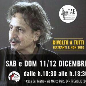 Laboratorio di Dizione e Lettura espressiva con Claudio Marconi - TAE Teatro