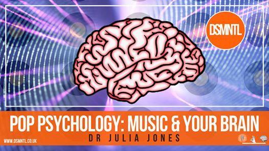 Pop Psychology Music & Your Brain (Webinar)