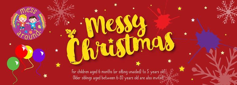 Messy Play - Stocksbridge - Messy Christmas