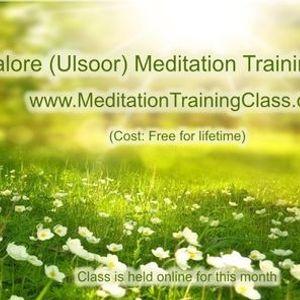 Free Online 1-Day Meditation Training Program (Bangalore KA)
