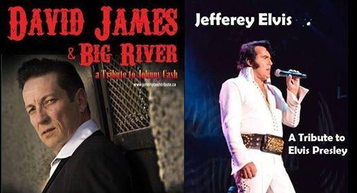 Johnny Cash & Elvis Tribute