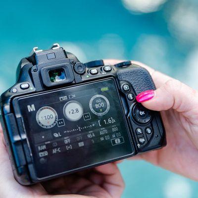 Beginner DSLR Photography LIVE Online Class