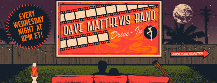 Live Dave Matthews Band 2020, 21 August   Online Event   AllEvents.in