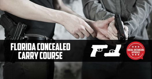 Concealed Carry Class - Palatka, FL - Only $39.99! | Event in Hastings | AllEvents.in