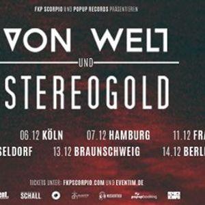 Von Welt  Stereogold  Frankfurt Ponyhof