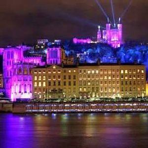 La Fte des lumires  Lyon