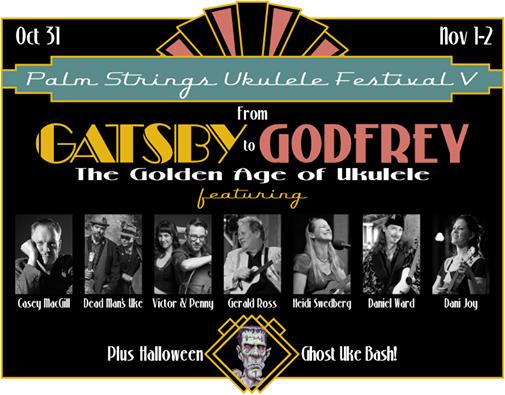5th Annual Palm Strings Uke Fest