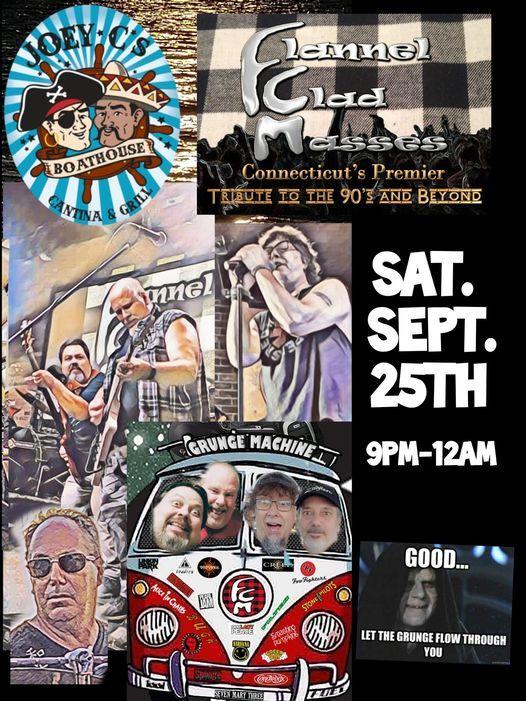 Flannel Clad Masses Rock the Dock!!, 25 September   Event in Stratford   AllEvents.in