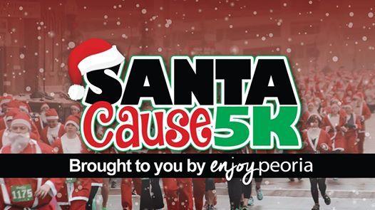 2019 Santa Cause 5K