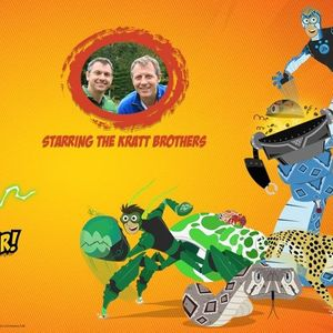 Wild Kratts Live 2.0 New Date Sat. May 21 2022