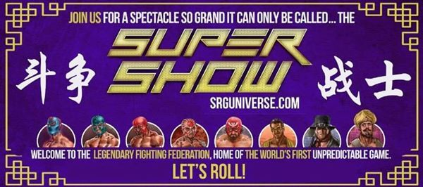 Supershow Rcw Triple Crown Tournament At Game King Fall River