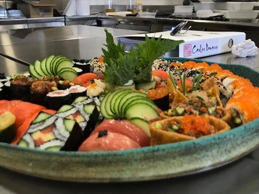 Curso Profesional de Sushi - 12 promocion