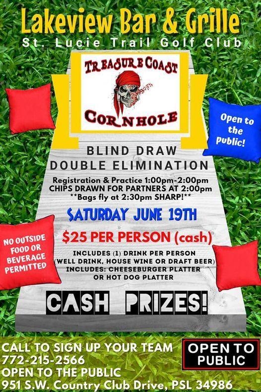 Cornhole Tournament, 19 June | Event in Port Saint Lucie | AllEvents.in