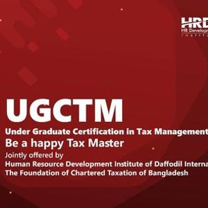 Under Graduate Certification in Tax Management (UGCTM)