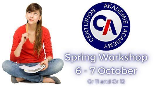 Spring Workshop, 6 October | Event in Bellville | AllEvents.in