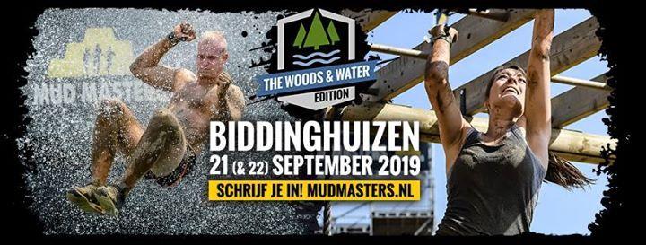 Mud Masters Biddinghuizen 2019 - Zaterdag 21 september