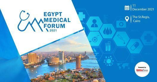 Egypt Medical Forum 2021 '' EMF '', 11 December | Event in Helwan | AllEvents.in