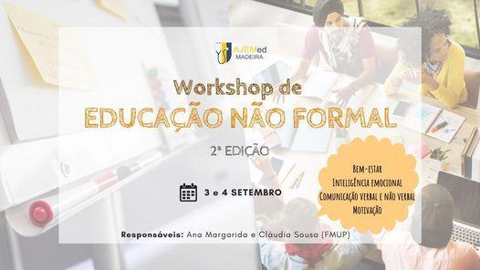 Workshop de Educao No Formal 2020