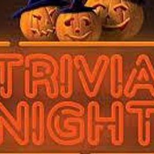Virtual Online Halloween TRIVIA NIGHT AND PARTY