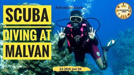 Scuba Diving - Konkan Tour | Event in Mumbai | AllEvents.in