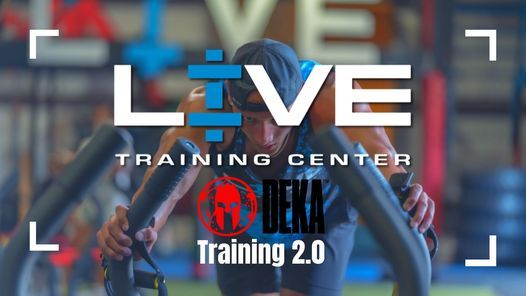 DEKA TRAINING 2.0, 20 May | Event in Palmetto | AllEvents.in