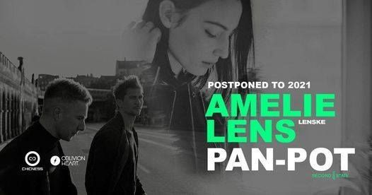 Amelie Lens x Pan-Pot Special Chicness Event 2021 Live, 1 March | Event in Athens | AllEvents.in