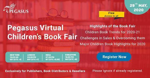 Pegasus Virtual Book Fair