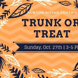 Newton Nissan South >> Trunk Or Treat 2019 At Newton Nissan South Shelbyville