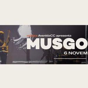 AvenidaCC apresenta Musgos Avenida Caf-Concerto