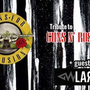 Guns For Illusion (tribute Guns N Roses)  Guest