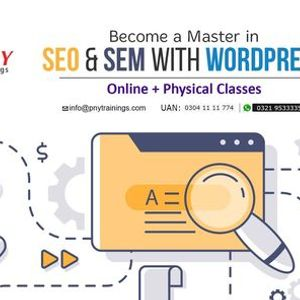 Become a Master in SEO & SEM with WordPress