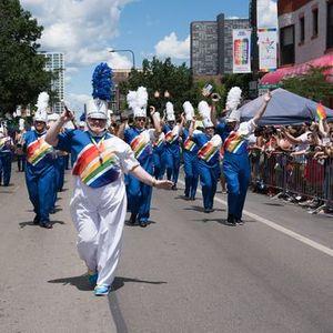 Chicago Pride Parade 2021