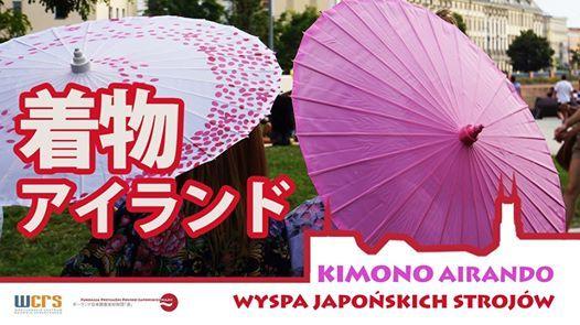 Kimono Airando - Wyspa Japoskich Strojw 2019