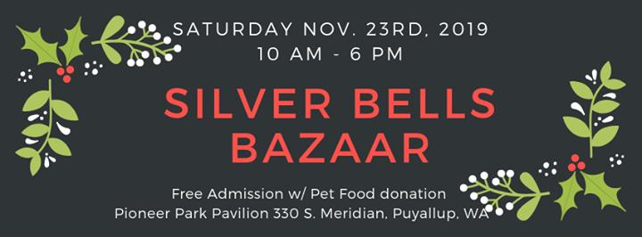 Portland Christmas Bazaar 2019.Silver Bells Annual Christmas Bazaar 2019 At Pioneer Park