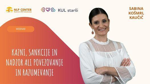 Webinar: Kazni, sankcije in nadzor ali povezovanje in razumevanje?, 26 October | Event in Maribor | AllEvents.in